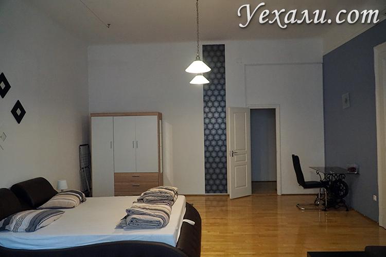 Недорогие апартаменты в Будапеште