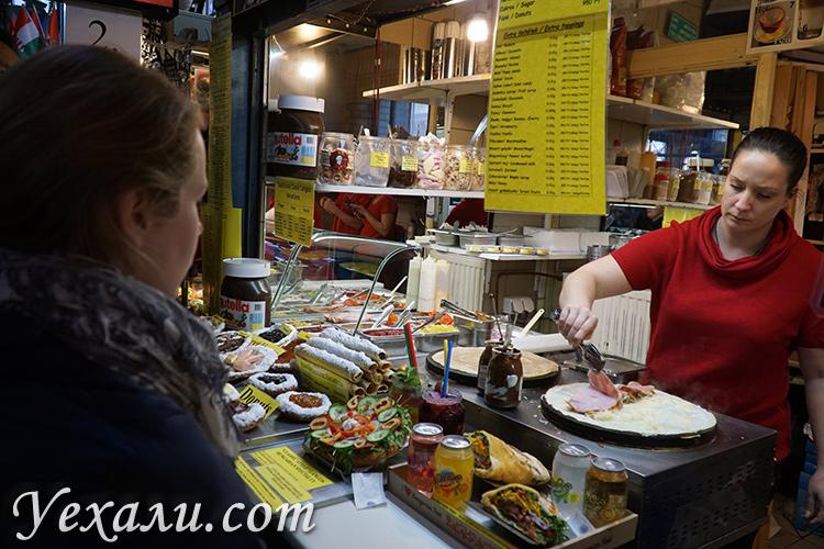 Недорогие места, где поесть в Будапеште