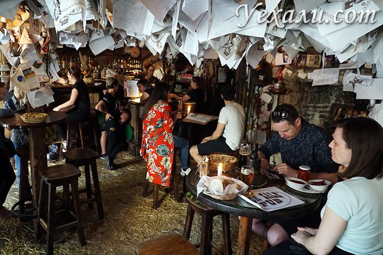 Где дешево поесть в Будапеште