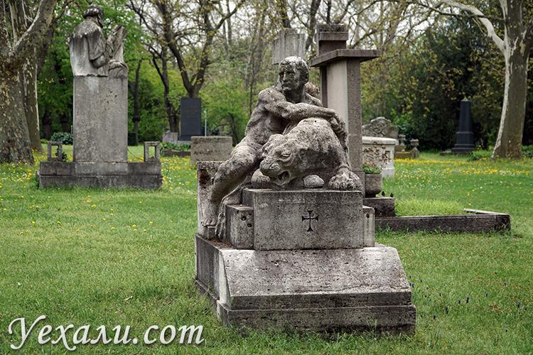Кладбище Керепеши в Будапеште