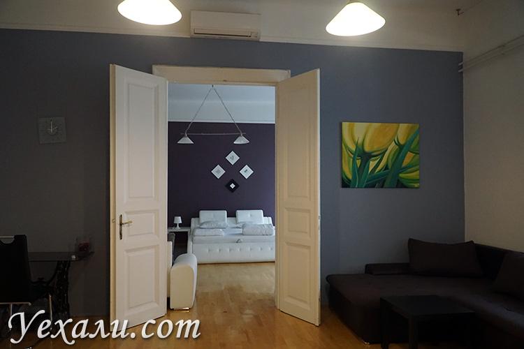 Апартаменты Kalvin Apartments в Будапеште