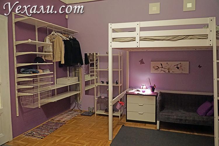Недорогая квартира в аренду в Будапеште