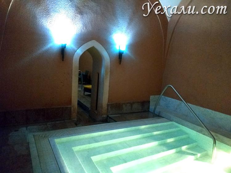 Фото купальня Вели Бей в Будапеште
