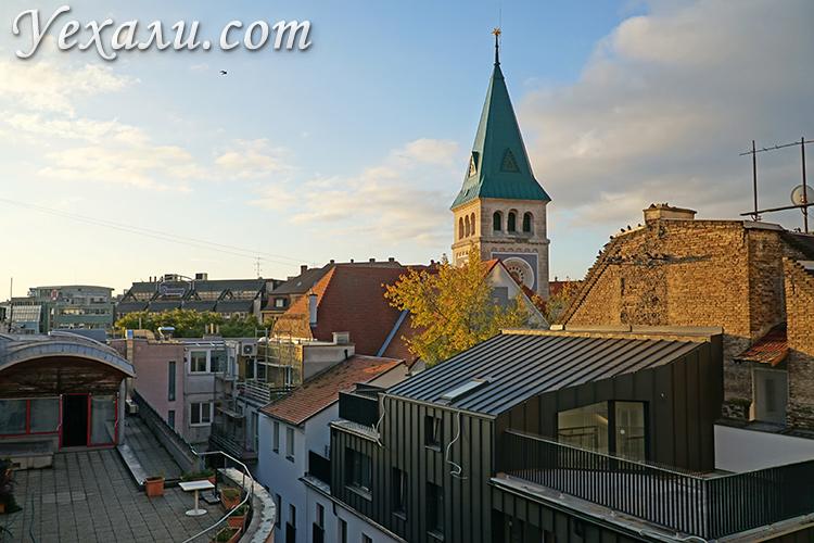 Цены в Братиславе на отели