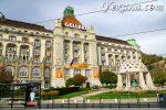 Отели Будапешта рядом с купальнями Сечени, Геллерт и Лукач