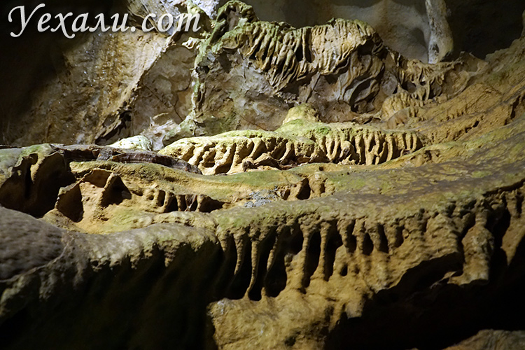 Пещера Пальвельди в Будапеште
