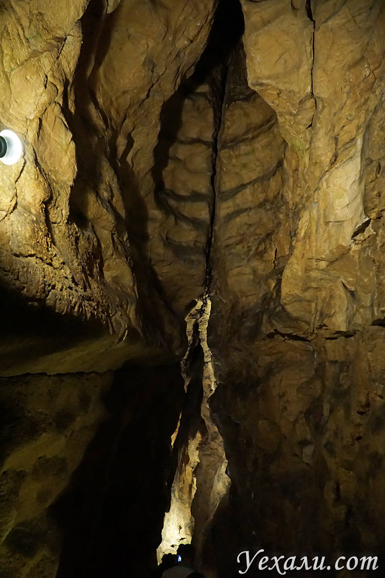 Пещера Пальвельги в Будапеште