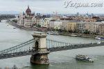 4 лучшие смотровые площадки Будапешта: супер-фотографии из-под облаков!