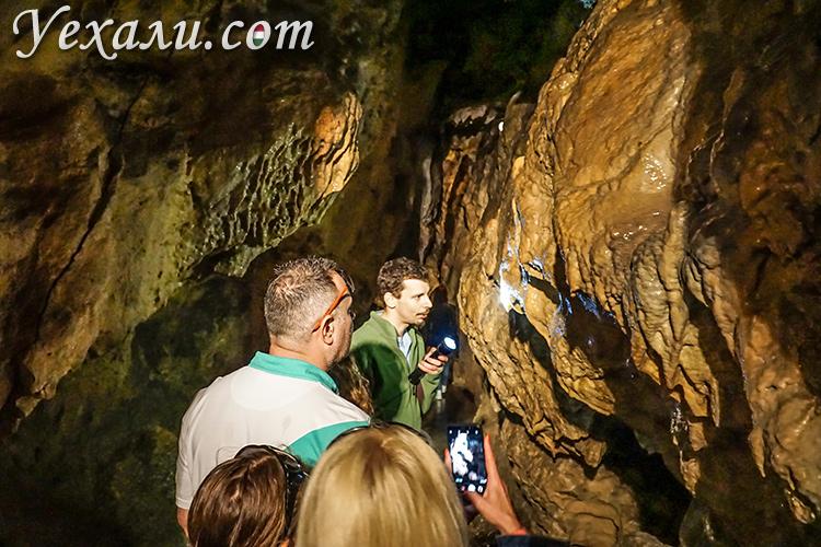 Пещера Палвелди, Будапешт, Венгрия.