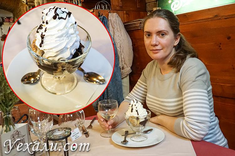 Что поесть в Будапеште нужно обязательно. На фото: шомлои галушка.