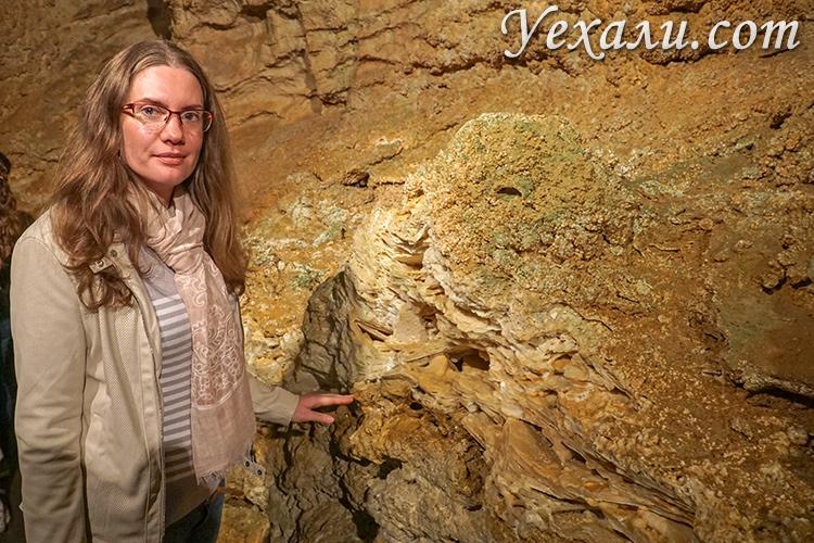 На фото: пещера Семлехеди, Будапешт, Венгрия.
