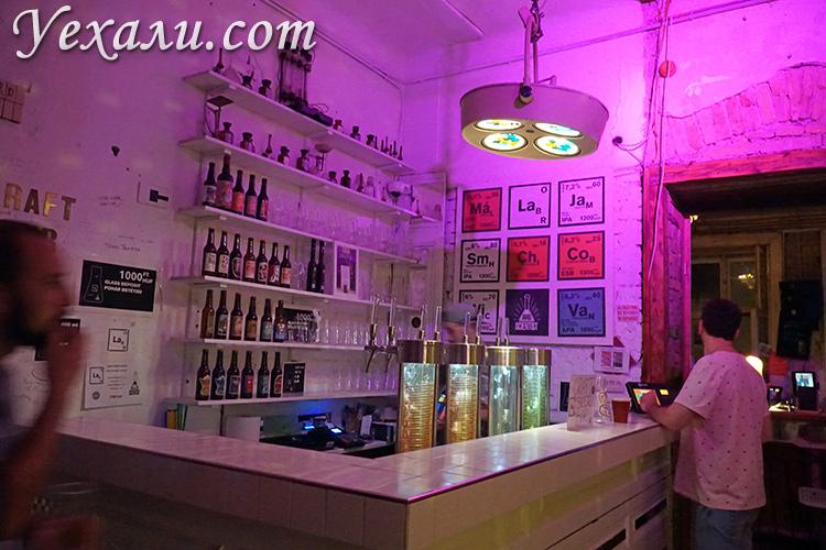 Руин-бар Szimpla Kert в Будапеште, отзывы туристов