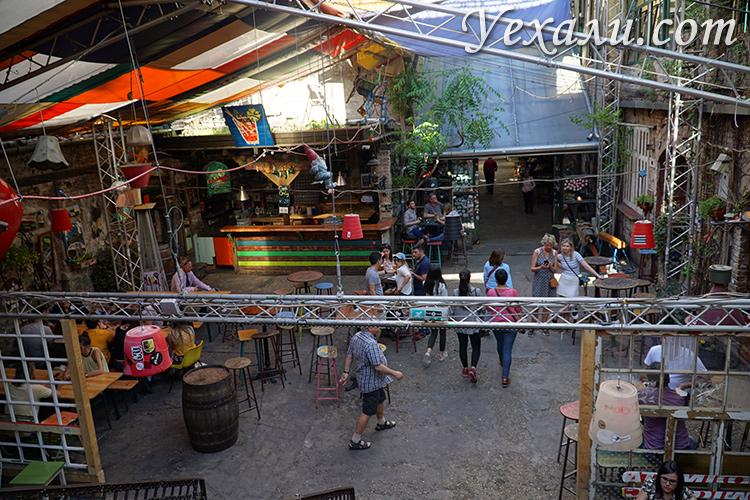 Руинные бары в Будапеште