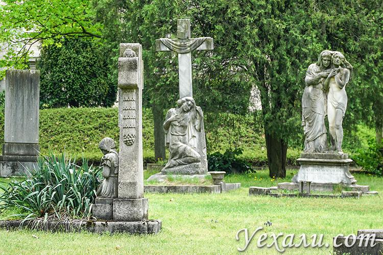 Что посмотреть в Будапеште за 7 дней: кладбище Керепеши.