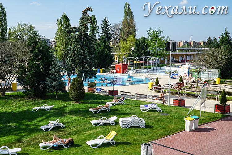 Что посмотреть в Будапеште самостоятельно за 5 или 7 дней: купальня Палатинус.