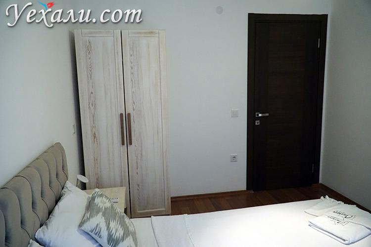 Недорогие апартаменты в городе Каш