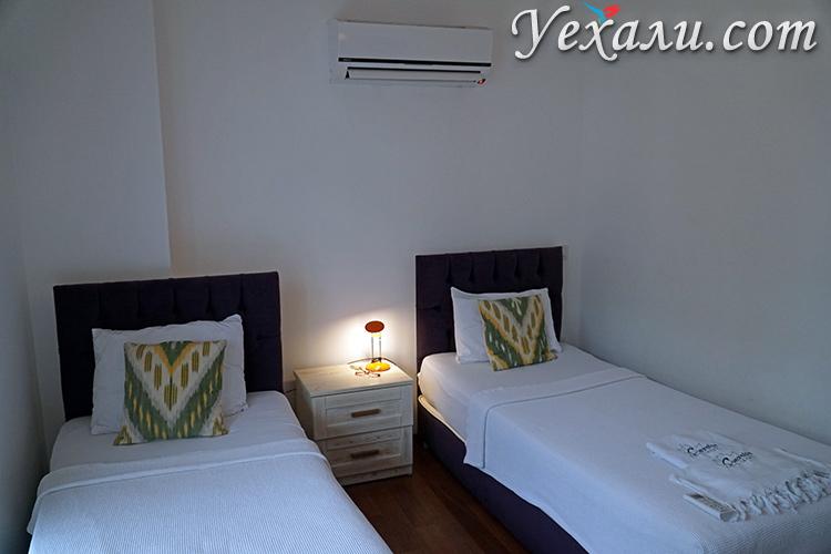 Квартира в городе Каш в аренду туристам