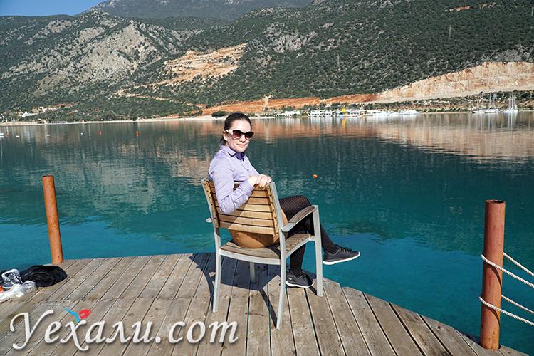 Отзыв об отдыхе в Турции в феврале