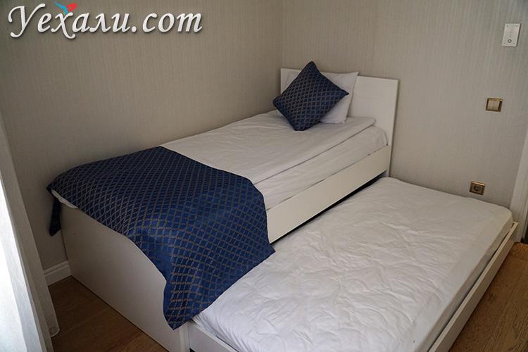 Отзывы об апарт-отеле Onkel Residence в Коньялтах Анталья