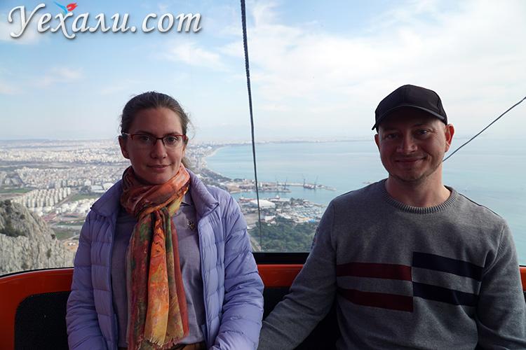 Фуникулер в Анталии, реальные фото и отзывы