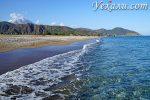 Как выглядят самые красивые пляжи Турции без туристов. И без фотошопа!