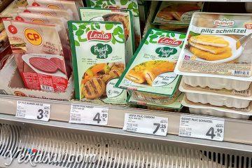 Цены на продукты в Алании (Турция).