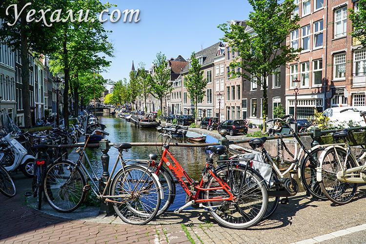 Где лучше остановиться в Амстердаме туристу: район Йордан.