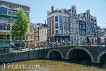 Где лучше остановиться в Амстердаме туристу? 4 района города и 1 пригород