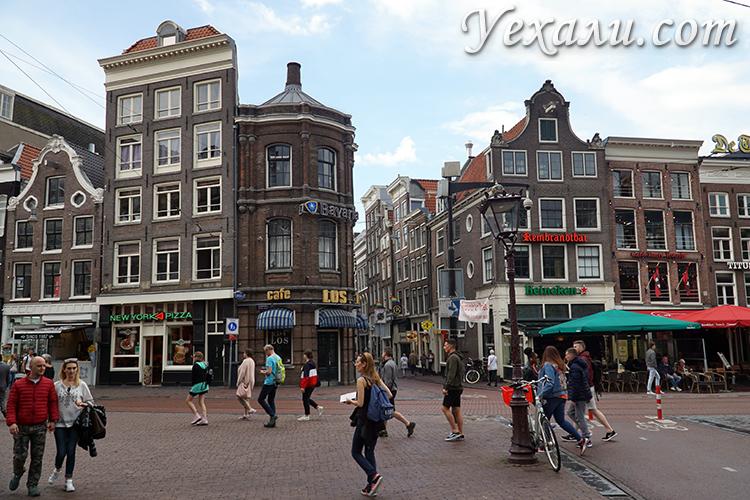 Отзывы об Амстердаме с критикой