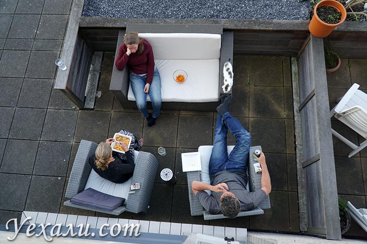 Как выглядят дома в Голландии