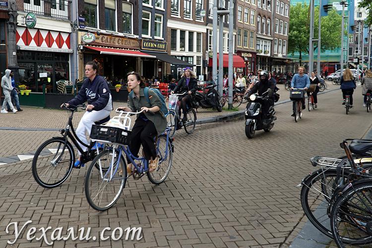 Настоящие отзывы про Амстердам