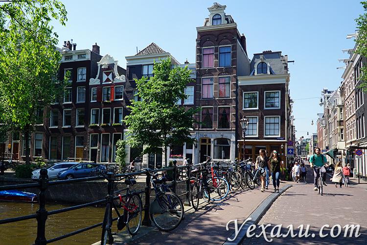 Отзывы о поездке в Амстердам весной