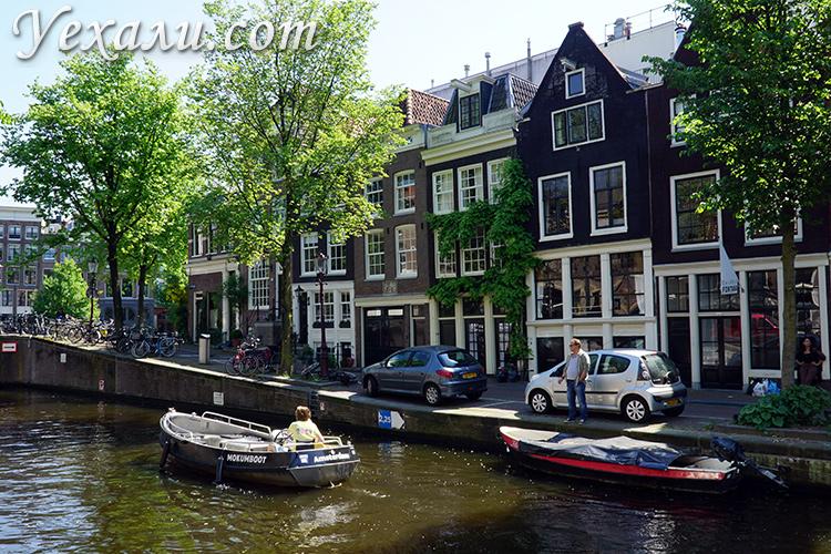 Отзывы о поездке в Амстердам в мае