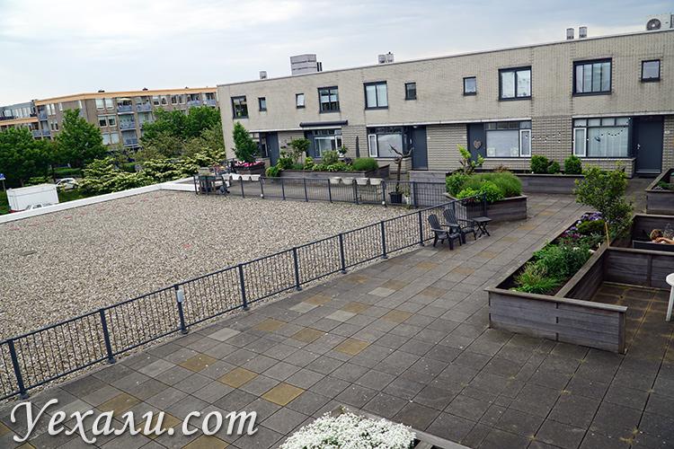Типичное голландское жилье
