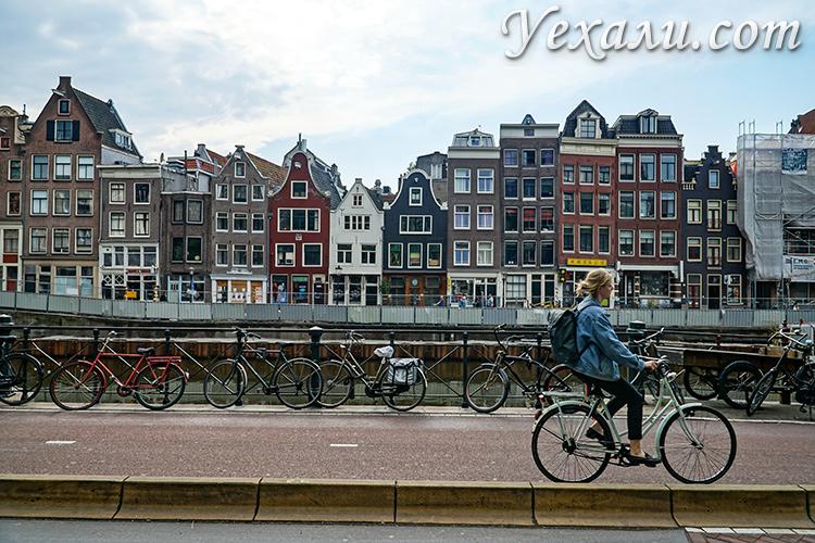 Лучшие районы Амстердама для туристов: Де Пейп.
