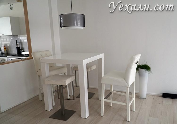 Настоящие квартиры в Голландии, фото
