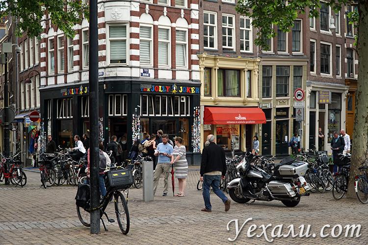 Отзывы об Амстердаме кому не понравилось