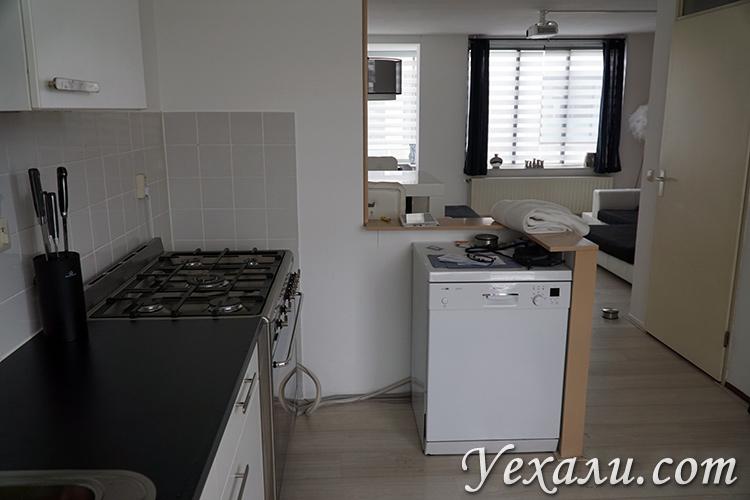 Фотографии квартир в Голландии