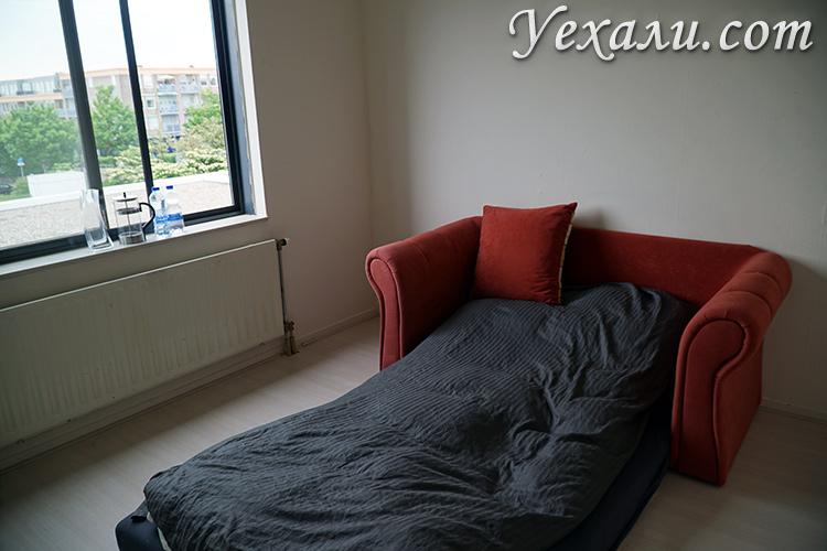 Наша спальня в голландском доме