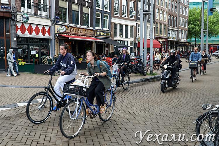 Русскоязычные экскурсии в Амстердаме