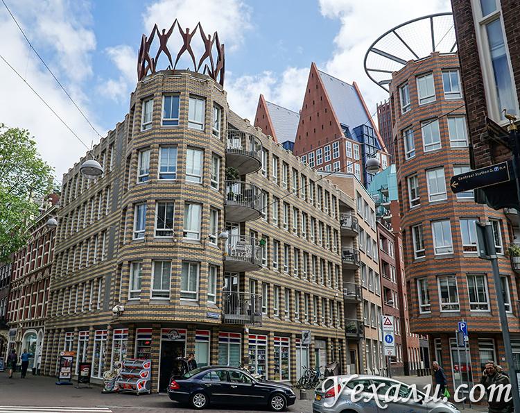 Гаага, квартал Де Резидент (De Resident).