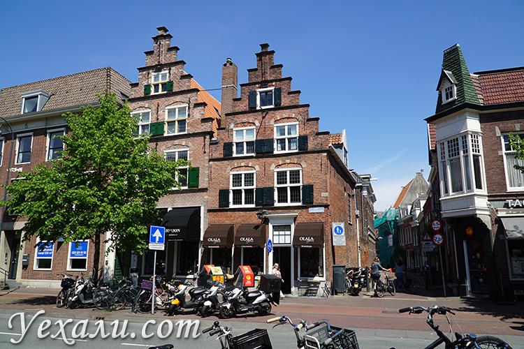 На фото: Харлем, Голландия.