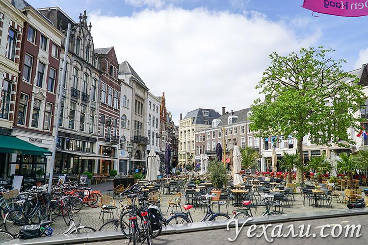 На фото: Гаага, Голландия.