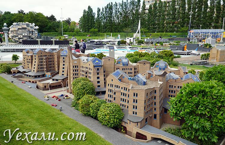 Отзывы туристов о парке миниатюр Мадуродам в Голландии