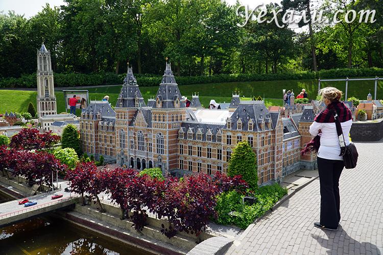 Парк Мадуродам в Голландии фото и отзывы