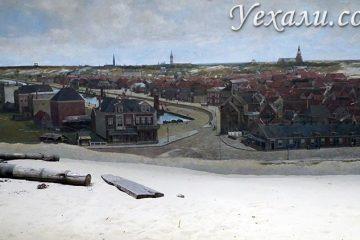 Панорама Месдах в Гааге