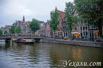 Что посмотреть в Амстердаме самостоятельно за 3 дня: квартал красных фонарей.