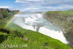 Золотой водопад Гюдльфосс не продается! История о настоящей дружбе