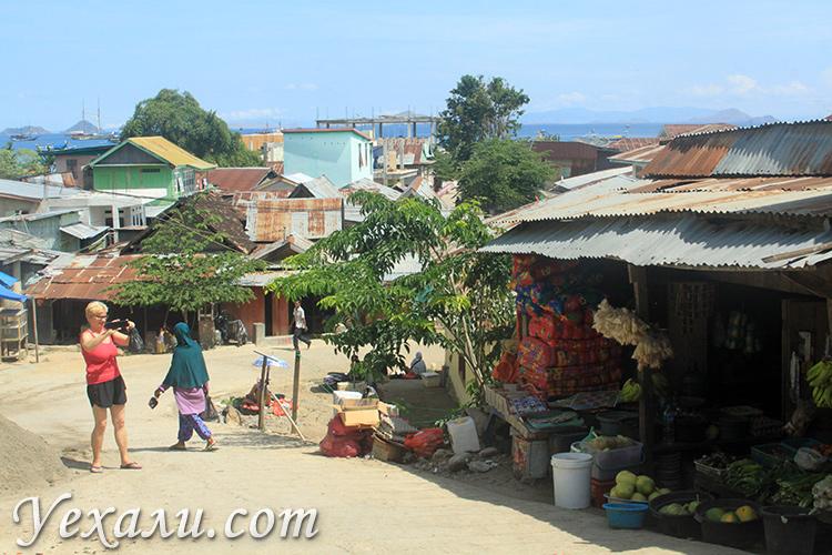 Рынки в Индонезии