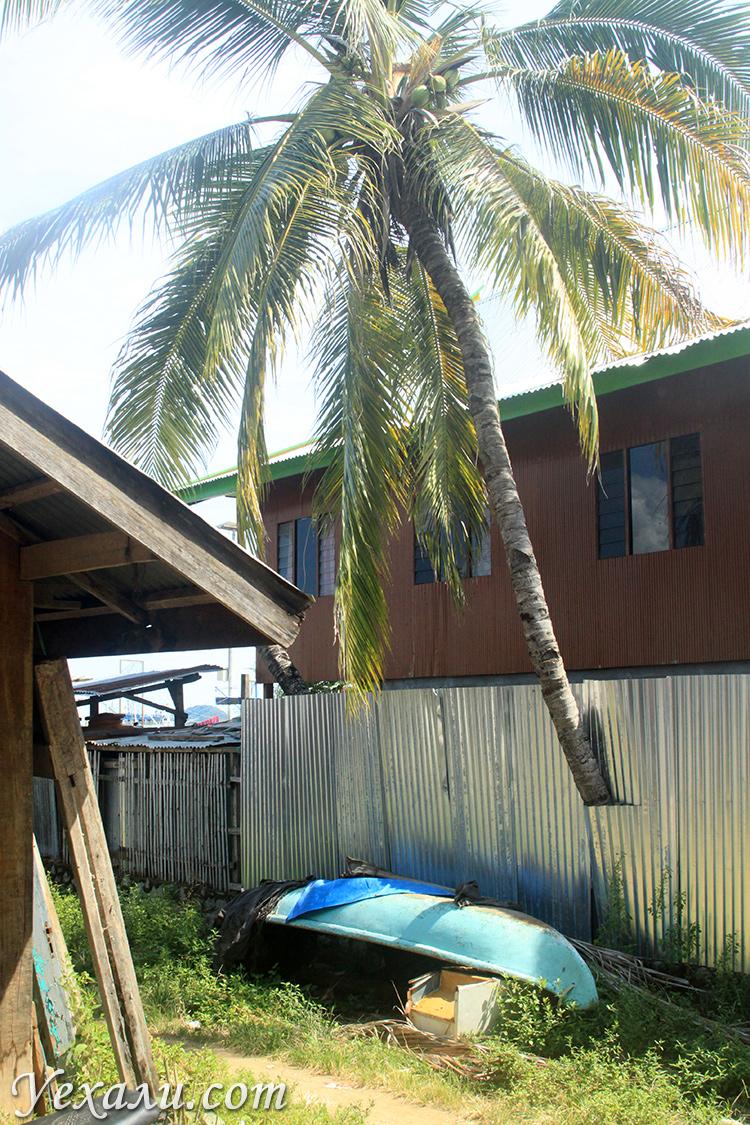 Как живут в Индонезии, город Лабуан Баджо